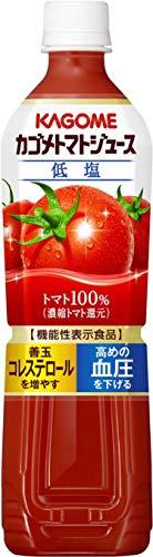 カゴメ カゴメトマトジュース 有塩 スマートペット 720×15 [4734]