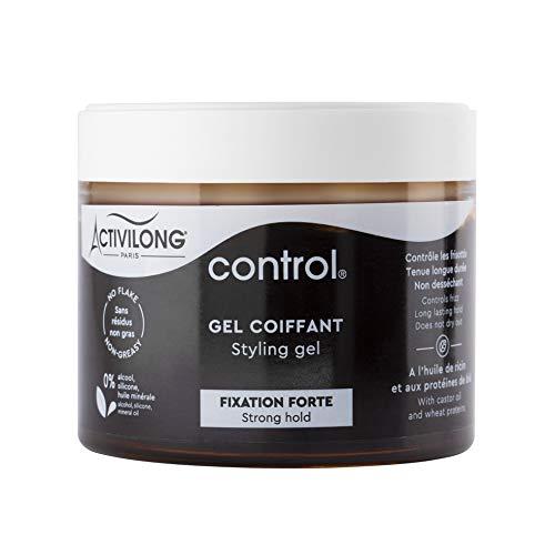 Activilong Control Gel Fixation Forte Ricin et Protéines de Blé 300 ml