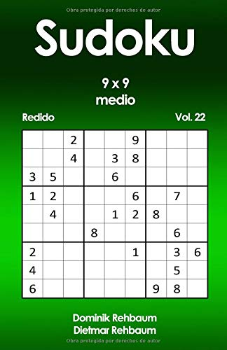 Redido Sudoku medio   9x9   Vol. 22