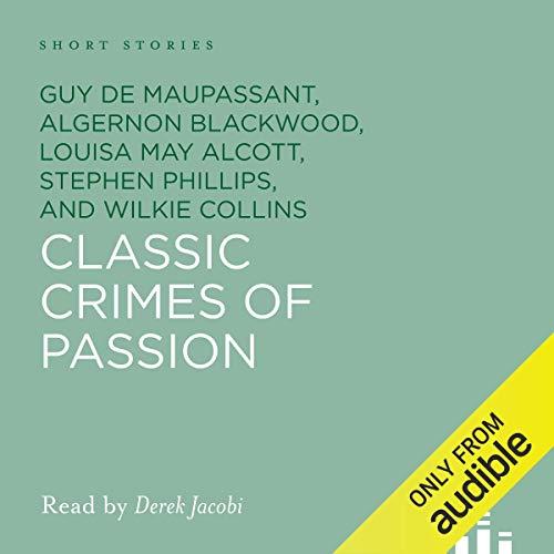 Couverture de Classic Crimes of Passion
