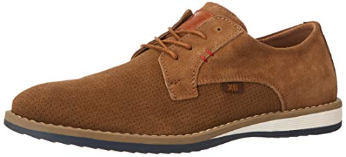 XTI 49604, Zapatos de Cordones Oxford Hombre, Marrón (Camel Camel), 42 EU