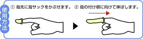 日進医療器『エルモ医療用滅菌指サック』