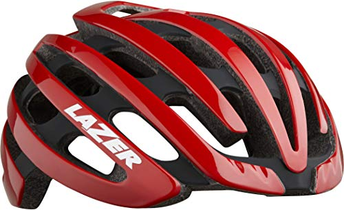 Lazer Z1 Cycling Helmet (Medium, Red)