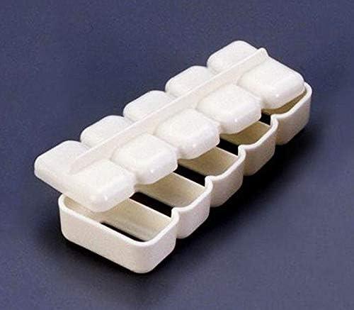 Happy Sales HSSM ONGR5 Japanese Onigiri Mold Rectangular Sushi Press Nigiri Maker Rice Ball product image