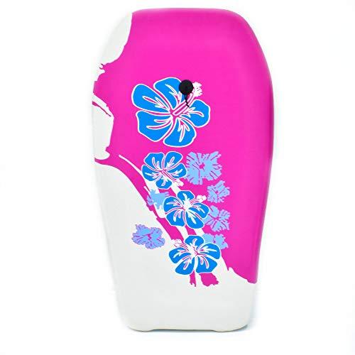 KandyToys Eps-Tabla de Bodyboard, diseño Floral (TY9293-D)