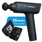 Achedaway Pro 16mm Amplitudes Massage Gun Deep Tissue Percussion Muscle Massager for Athletes Impact Device Handheld Muscle Electric Gun - Carrying Case Included