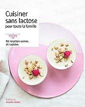Sans lactose de Parisot Maylis