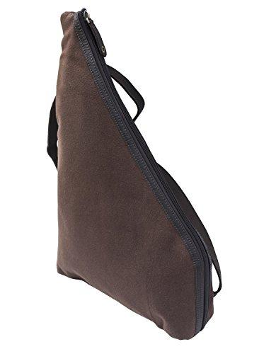 Wombat Leather Sac à dos petite randonnée, marron (marron) - CANWAX-sling