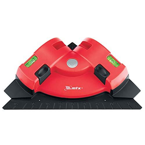 Nivel A Laser Com Prumo, Marker E Esquadro Mtx