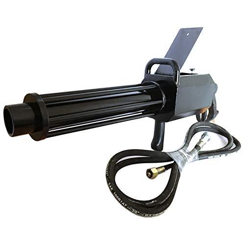 DMX Leistungsstarke Konfetti Maschine Nebelmaschine Konfetti Kanone Startprogramm Benutzter Schuss Berufsconfetti-abschussrampe für Hochzeits Feiertags Halloween Weihnachten