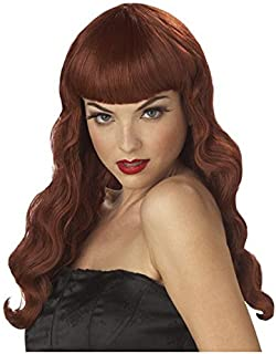 California Costumes Women's Pin Up Girl Wig
