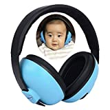 Baby Headphones Safety Ear Muffs Noise Reduction for Newborn...