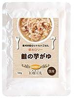 愛犬の安心レトルト 鮭の芋がゆ 100g (100g100袋)