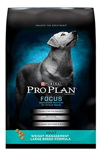 Purina Pro Plan Low Fat Large Breed Weight...