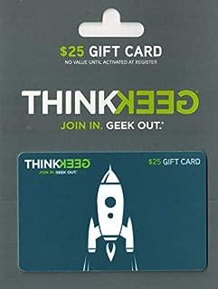 thinkgeek gift card