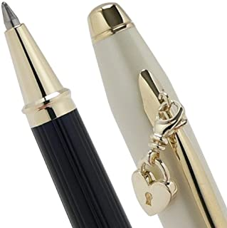 Cross Sentimental Pearlescent White Selectip Rolling Ball Pen