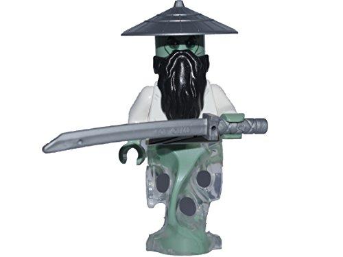LEGO Ninjago: Minifigur Master Yang mit Waffe 70595 NEU njo259