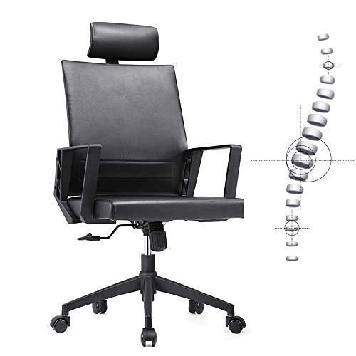 MHIBAX Gaming ChairComputer Chair sedia girevole sedia da ufficio - ergonomia Sedia E-sports casa moderna sedia da computer minimalista con poggiatesta boss cha