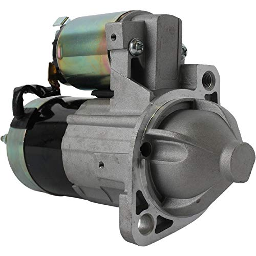 DB Electrical SMT0132 Starter Compatible With/Replacement For 3.0L 3.0 Chrysler Sebring, Dodge Stratus 01 02 03 04 05 2001 2002 2003 2004 2005 Mitsubishi Eclipse 2000 2001 2002 2003, Galant 02 03