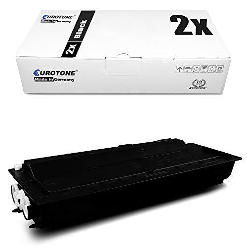 2x Müller Printware cartuccia del toner per Kyocera KM 1620 1635 1650 2020 2035 2050 S F J sostituisce 370AM010 TK410