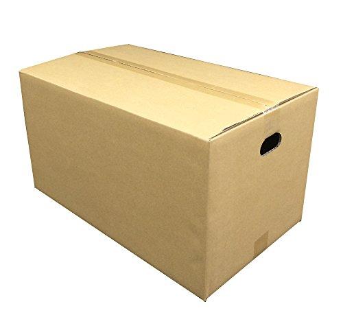 アイリスオーヤマ ダンボール 120サイズ (54×33×30cm) 【10枚セット】 M-DB-120A
