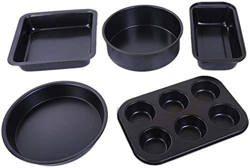 5-Piece Bakeware Set Baking Equi...
