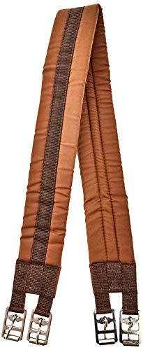 Rhinegold Cotton Padded Girth-48-Brown Circunferencia, marrón, 121,9 cm