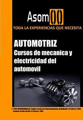 CURSOS DE MECÁNICA Y ELECTRICIDAD DEL AUTOMÓVIL: Todo sobre la mecánica y...