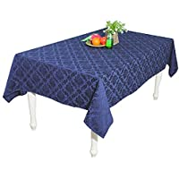 CaliTime Tablecloth Table Cover for Kitchen Dining