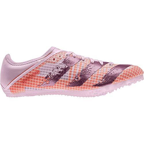 adidas Sprintstar w, Zapatillas de Running Mujer, CARFRE/Metros/Rojsol, 41 1/3 EU