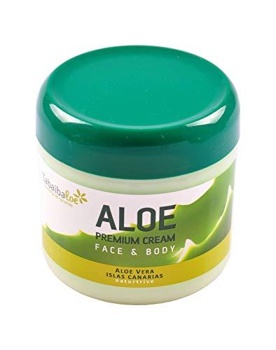 Tabaibaloe, Creme Premium VeraCreme Gesicht und Körper ml, Aloe Vera, 300 milliliter
