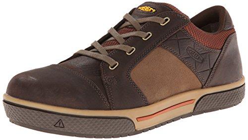 KEEN Utility Men's Destin Low Steel Toe Work Shoe,...