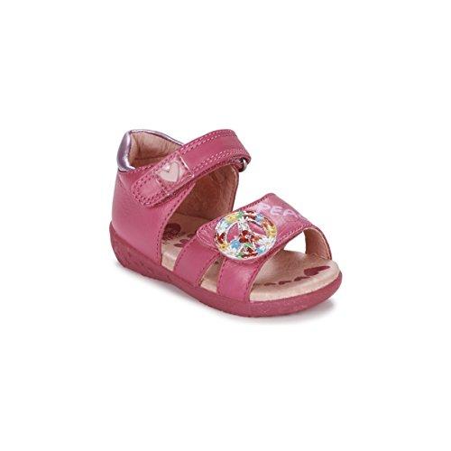 Agatha Ruiz De La Prada BOUTICHEK Sandalen/Sandaletten Madchen Pink - 22 - Sandalen/Sandaletten