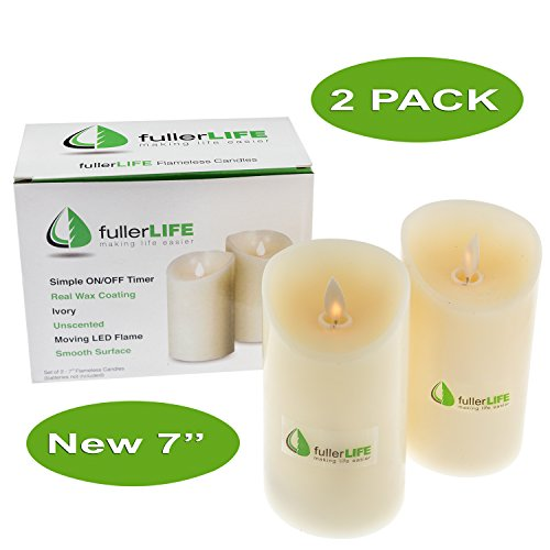 fullerLIFE Flameless Candles 7