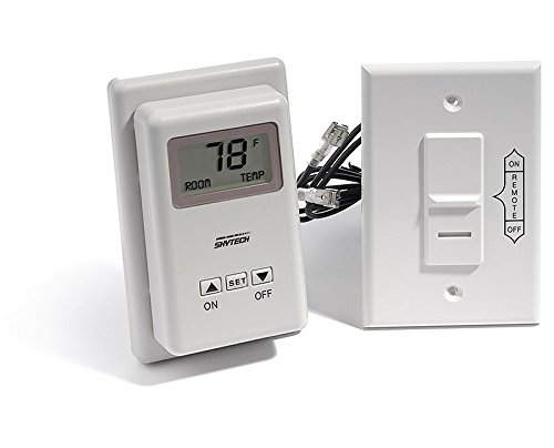 SkyTech Millivolt Wireless On/Off Wall Thermostat and Receiver - Ts/R-2a