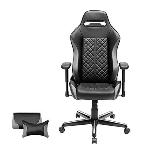Spielstuhl Internet Cafe Office Ergonomische Stuhl, die Computerstuhl-Hauptstuhl-Heimcomputerstuhl ergonomischer Spielstuhl liefern Grey