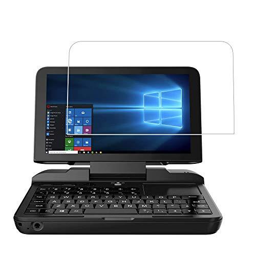 Zshion - Pellicola proteggi schermo compatibile con GPD MicroPC Micro PC da 15,2 cm, durezza 9H, in vetro temperato, anti-impronte, senza bolle, trasparente