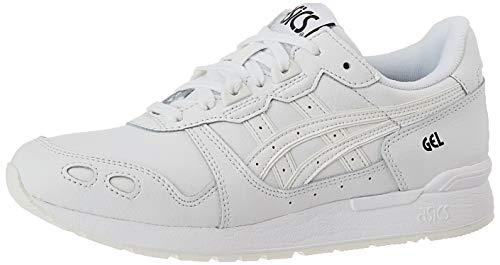 Asics Gel-Lyte, Zapatillas Hombre, Blanco (White/White 0101), 46 EU