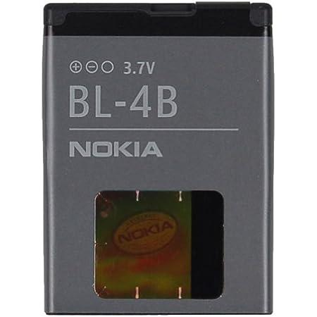Nokia Bl 4b Original Akku Für Nokia 2630 2760 5000 6111 7070 Prism 7370 7373 7500 Prism 7070 Prism N76 Elektronik