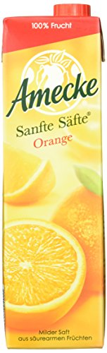 Sanfte Säfte Orange 6x1L EW