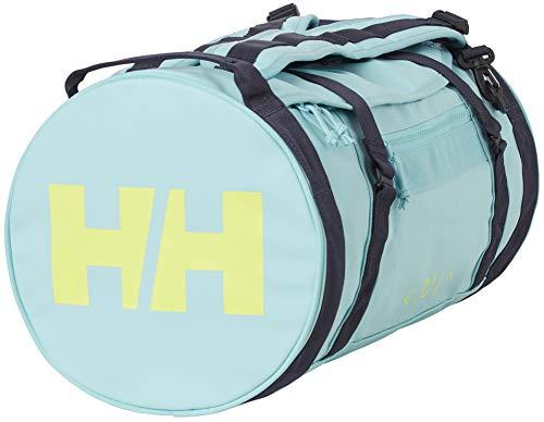 Helly Hansen Unisex-Erwachsene HH Duffel Bag 2 30L Tasche, 648 GLACIER BLUE/GRAPHITE BL