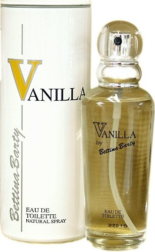 Bettina Barty Vanilla femme/woman, Eau de Toilette, 50ml