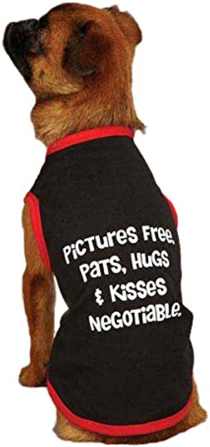 Casual Canine Pictures Free Tank Xsm Black