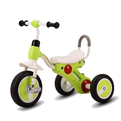 YETC Passeggino Triciclo Passeggino Baby Passeggino Bicicletta Baby Bike Rosso
