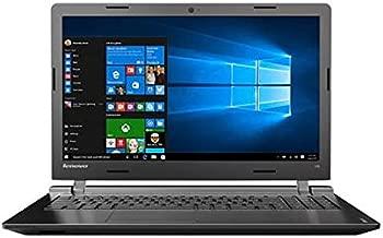 Lenovo Ideapad 100 Premium Laptop PC, 15.6-inch HD Display, Intel Celeron N2840 2.16GHz Processor, 4GB DDR3L RAM, 500GB HDD, DVDRW, Windows 10