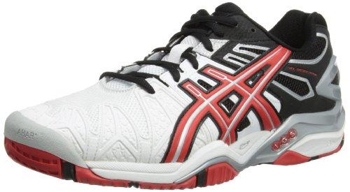 Asics Gel-Resolution 5, Zapatillas de Tenis para Hombre, Negro, 41.5 EU