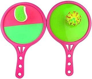 Fitness Equipment 1 Set Toss Catch Ball Props Interaction Parent-Child Throw Ball Toss and Catch Ball Supplies for Outdoor Home