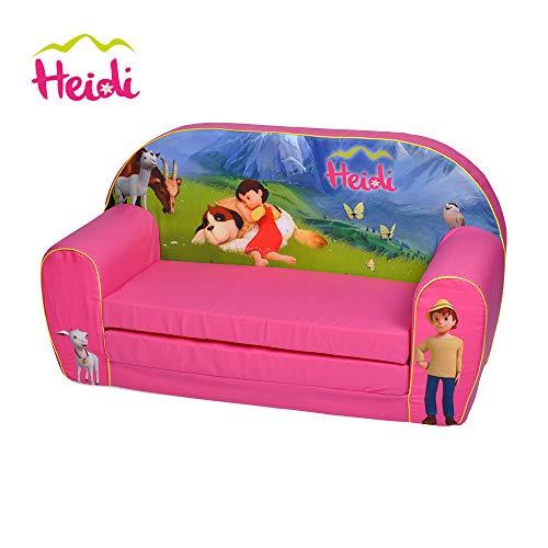 Knorrtoys 81684 - Niños sofá Heidi