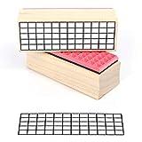Guitare Touche diagramme Tampon en caoutchouc (tablatures, Accords et Fingerings.)