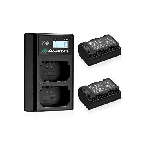 Powerextra -   Lcd Dual Ladegerät